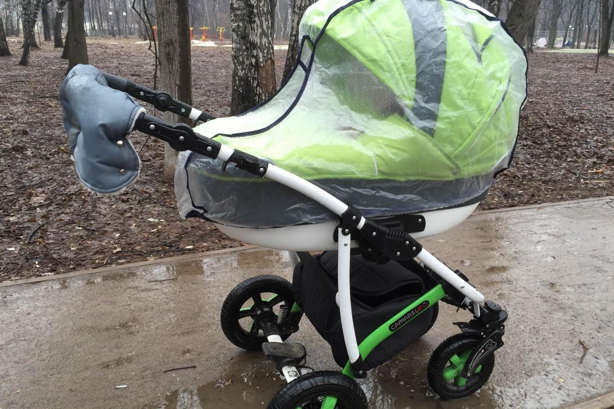 Детская коляска Camarelo