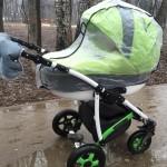 Как часто гулять с ребенком до года?