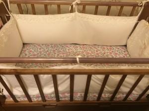 кроватка Daka baby