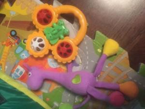 игрушки для ребенка 1-3 месяцев