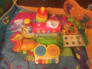 Игрушки для детей 7-9 месяцев