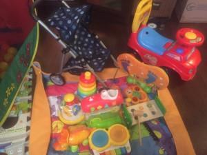 Игрушки для детей 10-12 месяцев